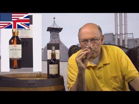 Whisky Review/Tasting: Port Ellen 37 Years