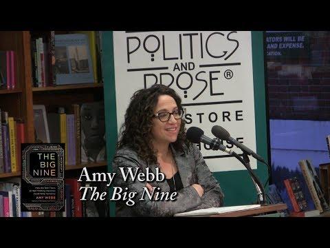 "Amy Webb, ""The Big Nine"""