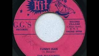 The Maytones - Funny Man