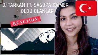 DJ Tarkan Ft. Sagopa Kajmer - Oldu Olanlar- Part 1 / TURKISH DEEP HOUSE