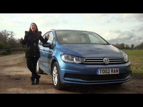 Volkswagen Touran  review | TELEGRAPH CARS