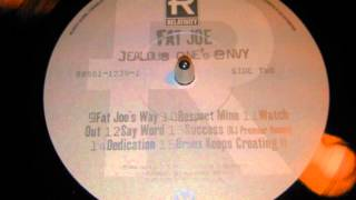 Fat Joe - Fat Joe's Way (1995)