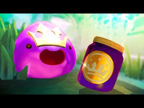 FEEDING SLIMES RARE SCIENCE RESOURCES! - Slime Rancher Mods
