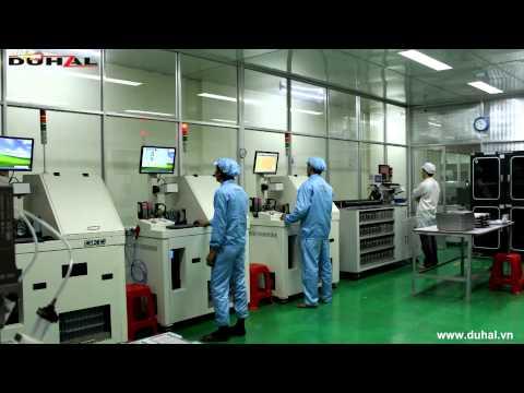 Duhal - Nhà sản xuất chip LED đầu tiên tại Việt Nam