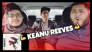 Logic   KEANU REEVES  Reaction! Logic Killed It!!!