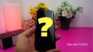 Ce am gasit in meniul lui Huawei Mate 20 PRO? (tips and tricks)