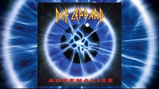 DEF LEPPARD - Adrenalize 25th Anniversary