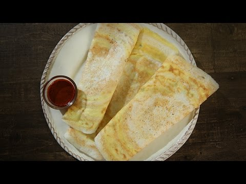 Egg Dosa | Easy And Quick Recipe | Breakfast Recipes | Masala Trails