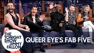 Queer Eye's Fab Five's Most Embarrassing Hair and Fashion Mistakes thumbnail