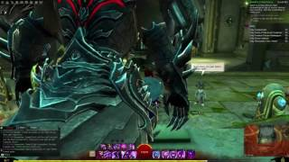 Guild Wars 2 Research in Rata Novus