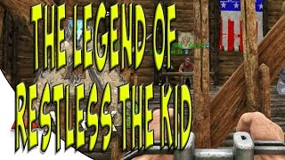 THE LEGEND OF RESTLESS THE KID - Ark: Scorched Earth Gameplay - S1E4