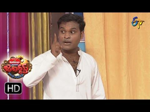 Racha Ravi Performance | Jabardsth | 20th April  2017  | ETV Telugu