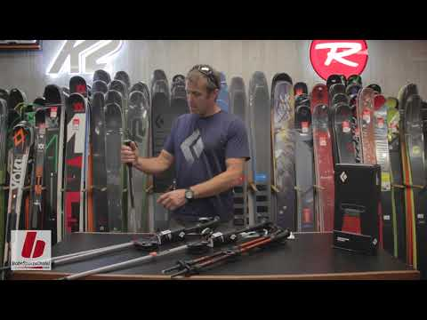 Black Diamond Ski Poles