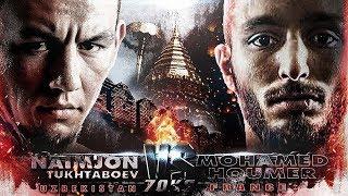 THAI FIGHT CHIANG MAI 2017  NAIMJON VS MOHAMED