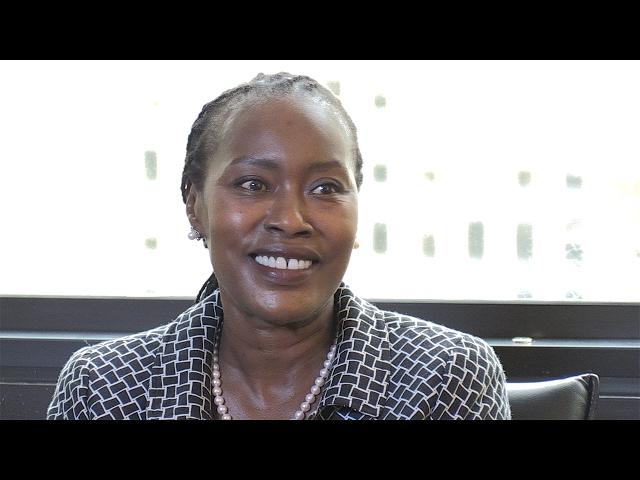 Why Give: Nyokabi Kenyatta, Director, The Kenyatta Trust