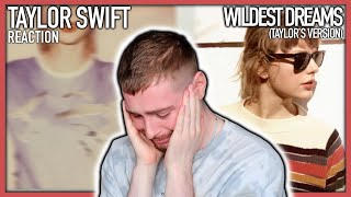 Wildest Dreams (taylor's version) is even better than the original!?! ~ taylor swift reaction ~
