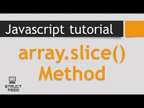mp4 Javascript Slice, download Javascript Slice video klip Javascript Slice