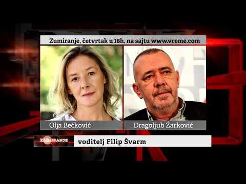 """Novu sezonu emisije """"Zumiranje"""" otvaraju Olja Bećković i Dragoljub Žarković"""