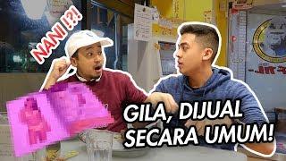 MAJALAH DEWASA DIJUAL BEBAS DIMANA-MANA!? - SUKA DUKA TURIS DI JEPANG ft. Indra Sugiarto