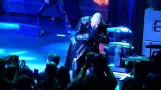 """Halls of Valhalla"" Judas Priest@Harrahs Concert Venue Atlantic City 10/10/14"