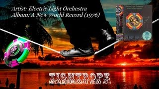 Tightrope - Electric Light Orchestra (1976) Audio Remaster HD Video
