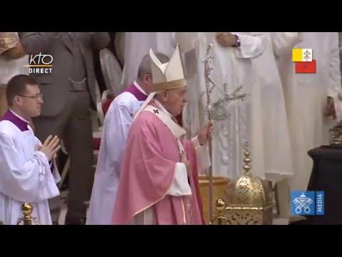 Messe du pape François au Maroc