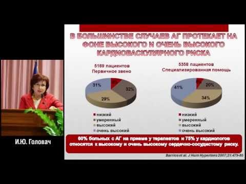 Научные исследования по артериальной гипертонии