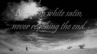 Moody Blues   Nights In White Satin Lyrics