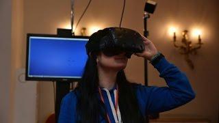 Компьютерный клуб виртуальной реальности - обзор Geek-TV