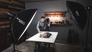 How To Crush A FOOD STYLING Time Lapse
