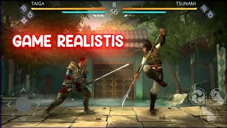 Review Game Fighting Realistis HD || Shadow Fight 3