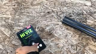 Как правильно ловить мушку на ружье иж 26 краткое