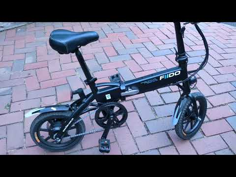 FIIDO D1 3 in 1 E-Bike im Test! Elektrisches Klapprad von Fiido für nur 381 Euro!!