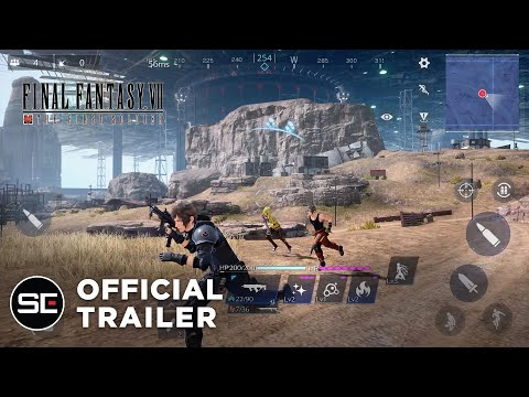 Trailer for Final Fantasy VII The First SOLDIER