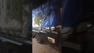 preview picture of video 'Muatan sayur Barabai - Palangkaraya'