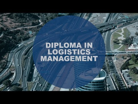 Introduction to Diploma in Logistics Management - YouTube