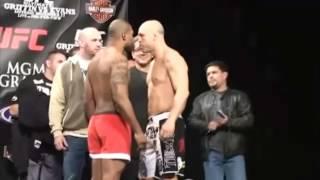 TOP 10 Staredowns in MMA (HD)