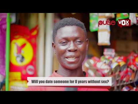 Video: Will you date for 8 years without sex?