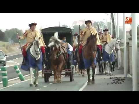 VÍSPERAS NUPCIALES EN ALDEATEJADA (SALAMANCA)
