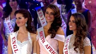 Miss World 2014 Rolene Strauss grand welcome back home