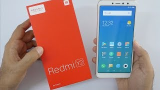 Xiaomi Redmi Y2 / Xiaomi Redmi S2 with Dual Camera Unboxing & Overview