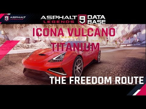 Icona Vulcano Titanium Event – Best Route