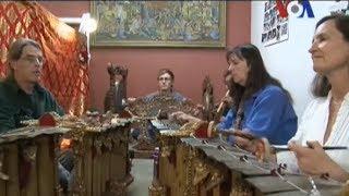 Gamelan Sekar Jaya - Liputan Feature VOA