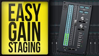 Gain Staging In Studio One And Other DAWs - Easy Tutorial