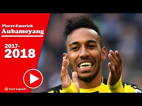 Aubameyang Skills Review ● Wellcome to Arsenal - Best Skills & Goals || HD