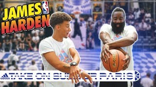 J'AI APPRIS MES MOVES A JAMES HARDEN !