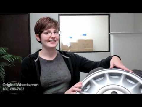 Terraza Rims & Terraza Wheels - Video of Buick Factory, Original, OEM, stock new & used rim Shop