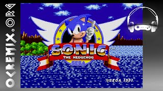 OC ReMix #2063: Sonic the Hedgehog 'Drowning My Lives Away' [Labyrinth, Gasping for Breath] by halc