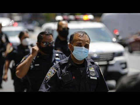 ΗΠΑ: Νεκρός Έλληνας ομογενής στη Νέα Υόρκη κατά τη σύλληψή του…