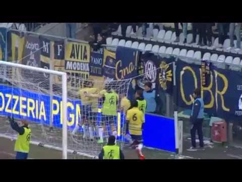 Preview video 27.01.2018 Modena 2018-Mezzolara: 3-0